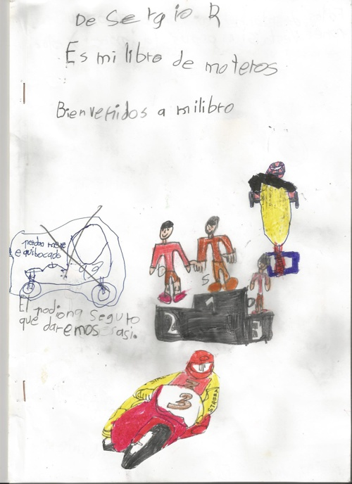LIBRO DE MOTEROS. VOLUMEN 1