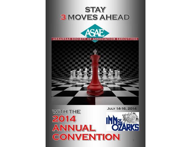 Arkansas ASAE 2014 Convention Brochure