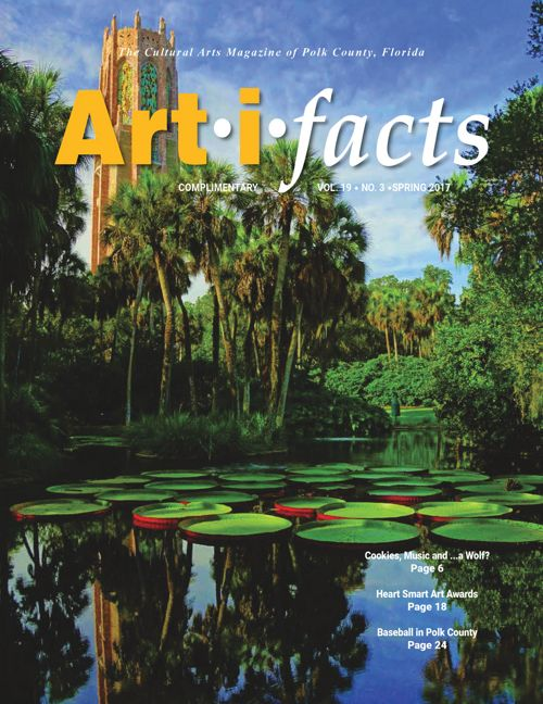 Art-i-facts Spring 2017 (Mar-Apr)