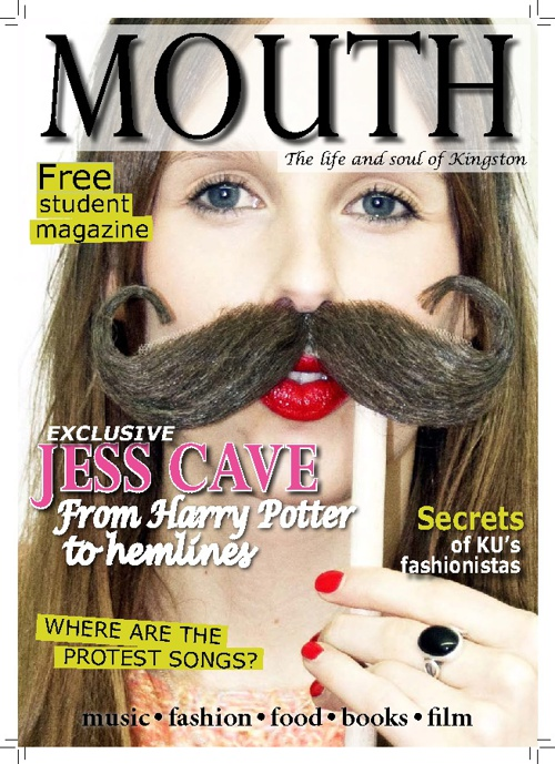 Mouth's spring issue!