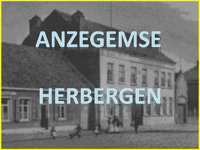 ANZEGEMSE HERBERGEN