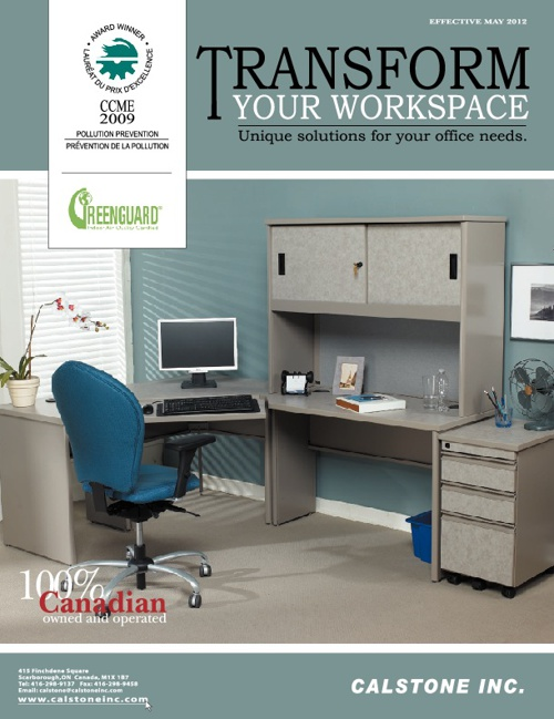 Accessories Catalogue: Transform Your Workspace