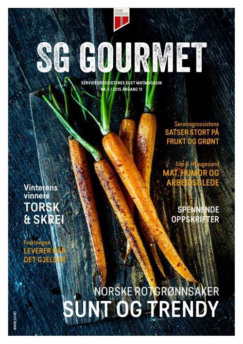 SG gourmet - Matmagasin