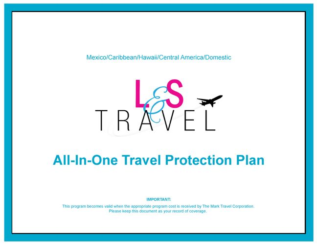 All-In-One Travel Protection Plan