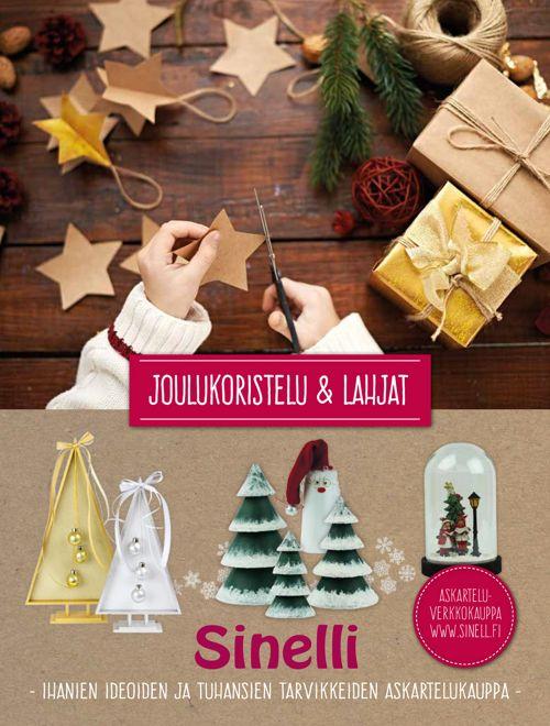 Joulukoristelu ja lahjat