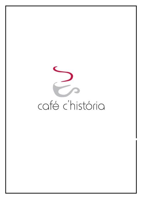 Carta café c' história