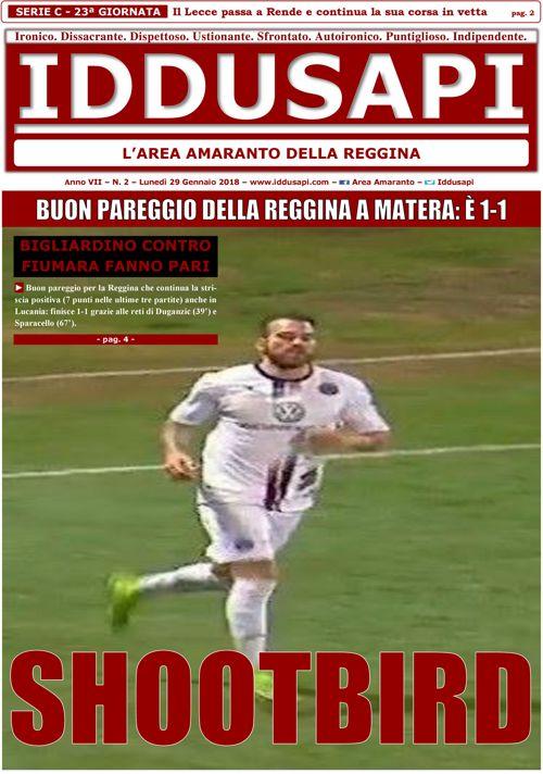 02. Matera-Reggina 1-1