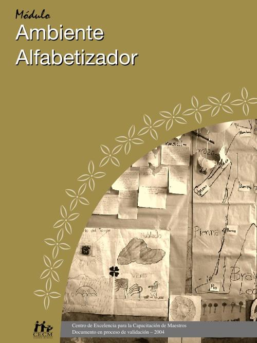 AMBIENTE ALFABETIZADOR