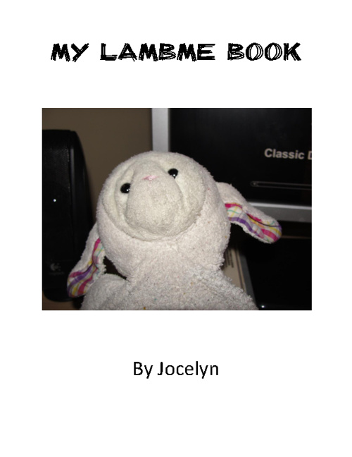 Jocelyn's Flip Book