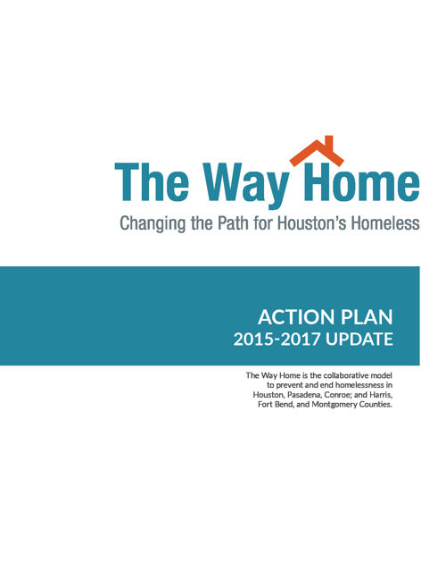 The Way Home 2016-2017 Action Plan Update