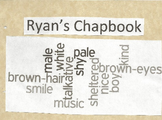Ryan's Chapbook