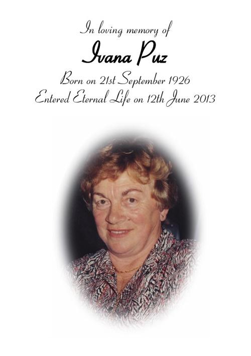 Ivana Puz