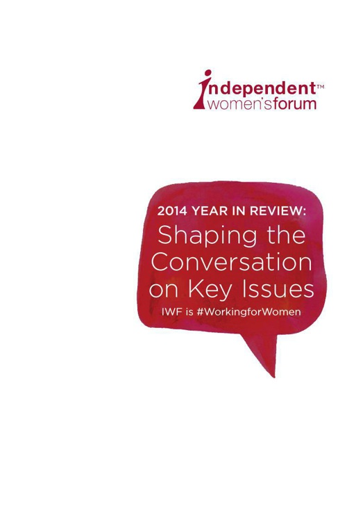 2014 IWF Year In Review