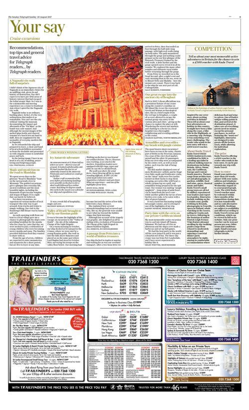 Telegraph Discover 200817