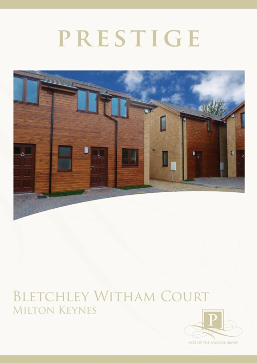 Bletchley Witham Court Brochure