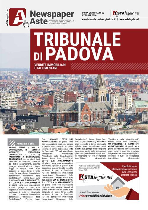 Padova ottobre 2016