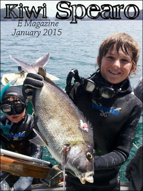Kiwi Spearo January 2015