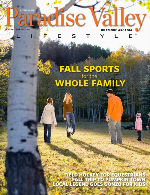 Paradise Valley Lifestyle October 2013