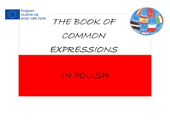 BOOK OF COMMON EXPRESSIONS - POLAND