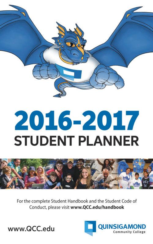 QCC Planner 2016-2017