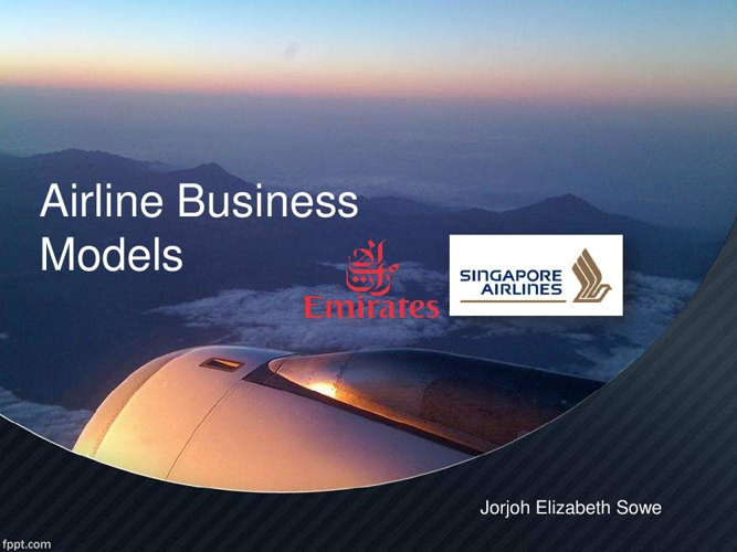 Airlines Business Models