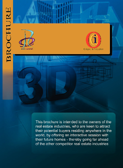 Raks Omega Origon Interactive Real Estate 3D Brochure