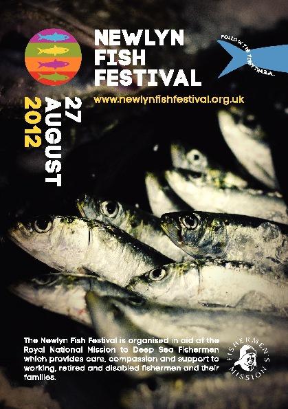 Newlyn Fish Festival Programme 2012