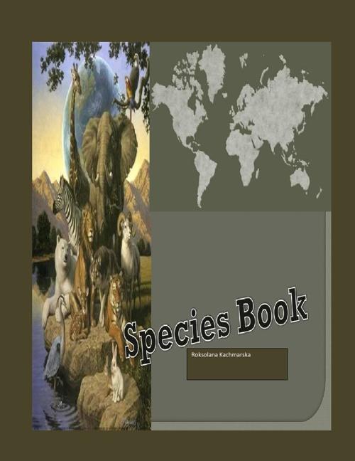 Roxy Species Book