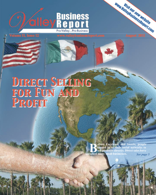 Valley Business Report, Aug. 2011