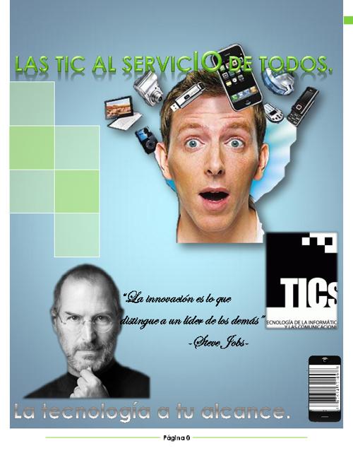Servicios y aportaciones de las TICs