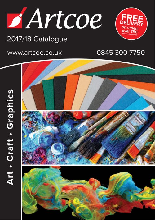 Artcoe 2017/18 Annual Catalogue