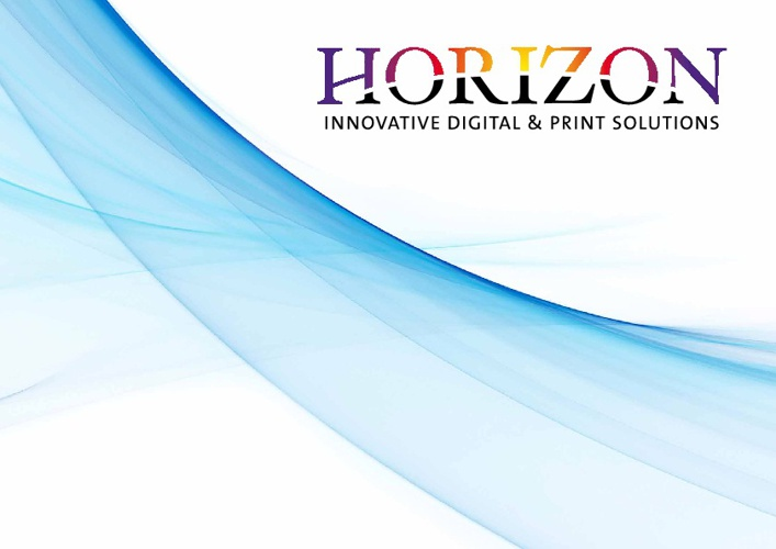 Horizon 2011 Presentation 4mb