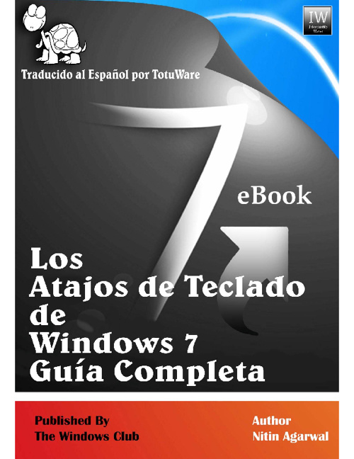 Atajos de Teclado en Windows 7