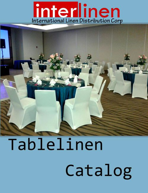 Tablelinen Catalog Full