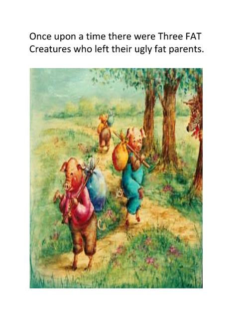 3 Fat Creatures