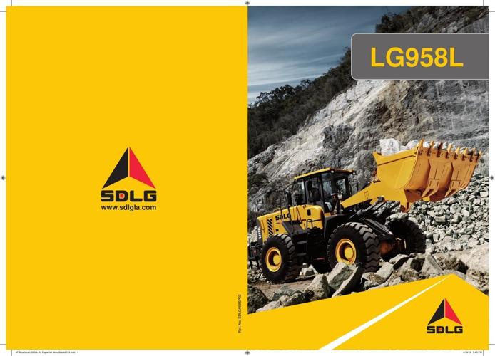 LG 958L - SDLG