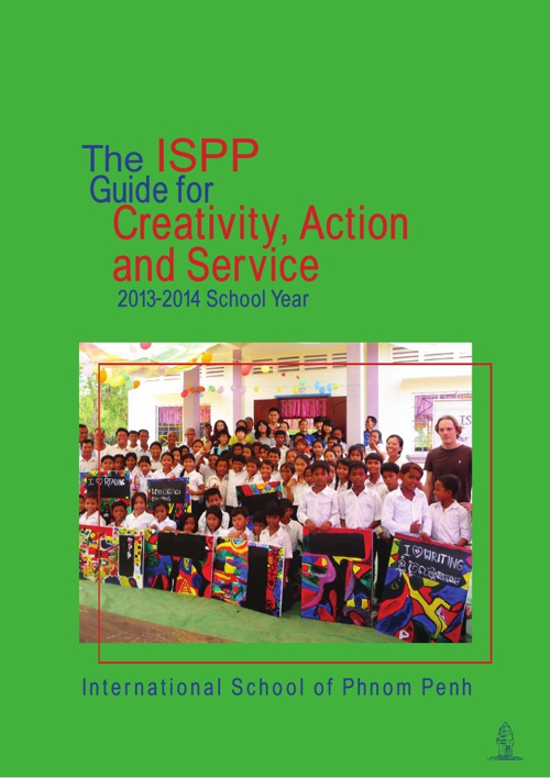 The ISPP Guide for Creativity, Action and Service 2013-2014
