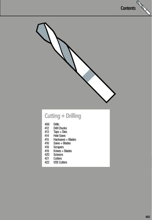 13-Cutting + Drilling