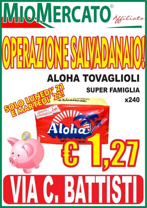 OPERAZIONE SALVADANAIO - FINALE DI POLLINA