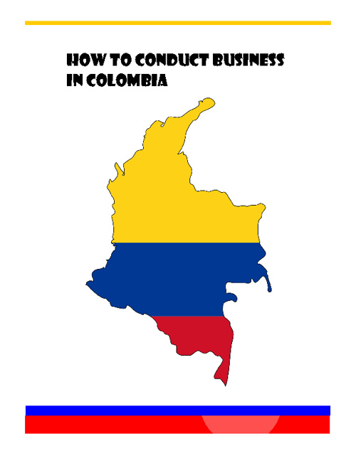 How to Conduct Business in Colombia