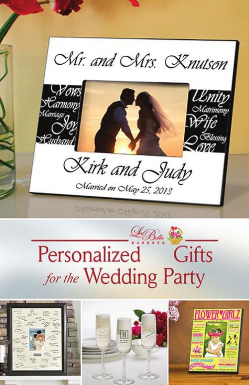Wedding Catalog - www.marysgiftbaskets.com