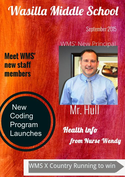 WMS Newsletter Sept 2015