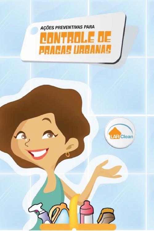 Ações Preventivas para controle de pragas urbanas