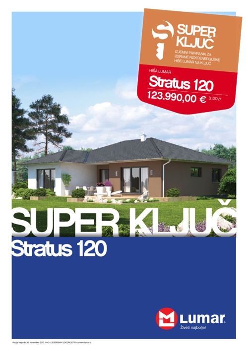 Lumar Stratus 120