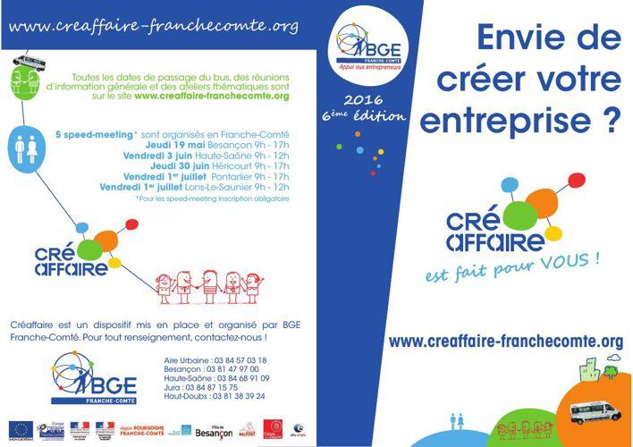 Créaffaire Haute-Saône