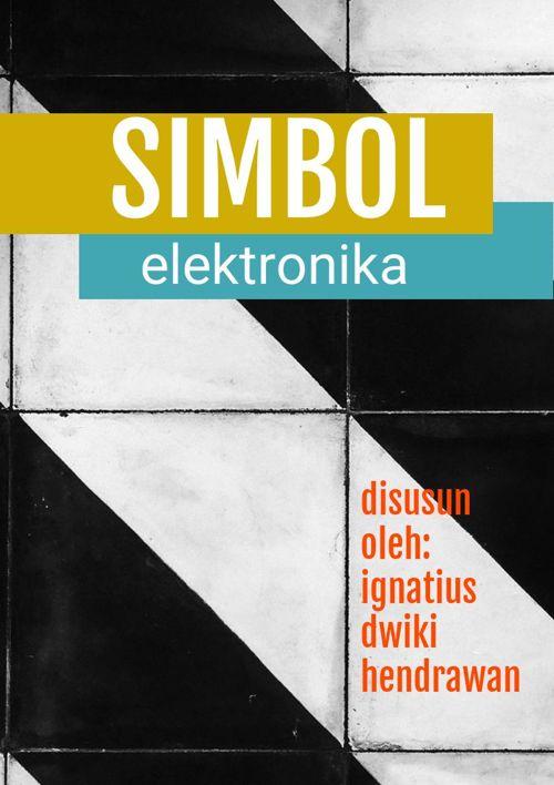 simbol elektronika