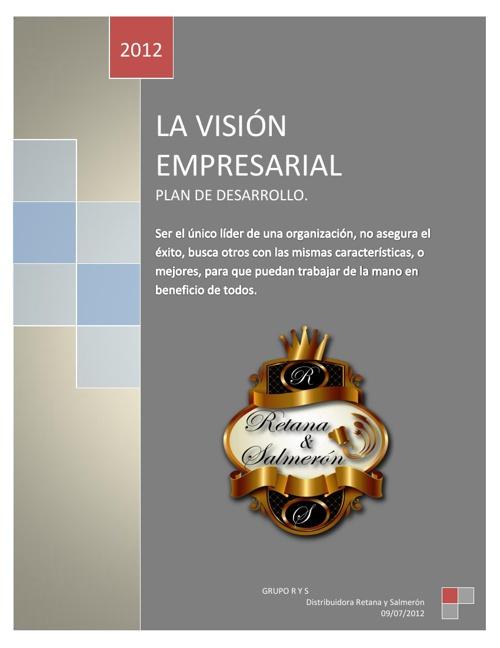 La Vision Empresarial