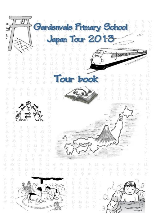 Japan Tour student book