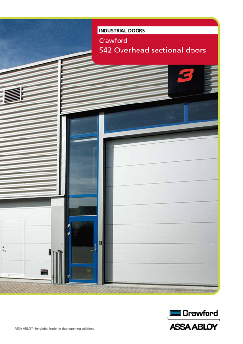 Product Submittal - Union Properties Cold Storage