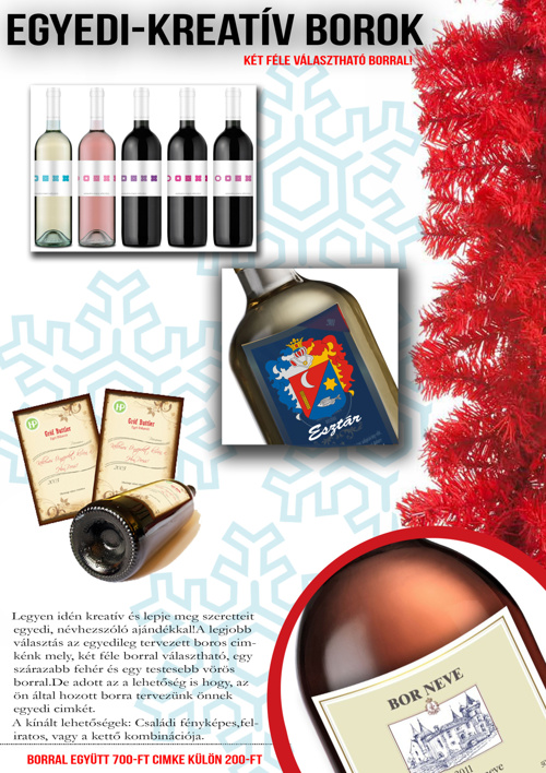 Karácsonyi Vásár Katalógus